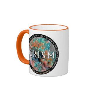 CRISM Orange Ringer Mug