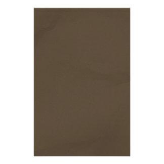 crisp-fall-air-paper-08 DARK BROWN FALL AUTUMN   B Custom Stationery