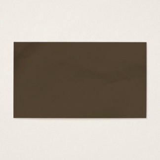 crisp-fall-air-paper-08 RICH DEEP DARK BROWN FALL Business Card
