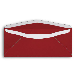 crisp-fall-air-paper-19 RICH DEEP DARK RED   FALL Envelope