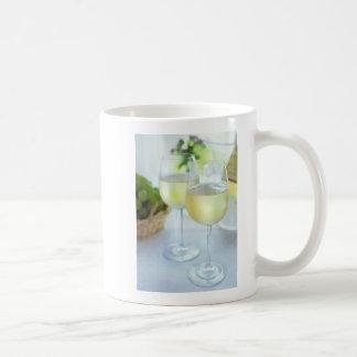 Crisp Whites Coffee Mugs