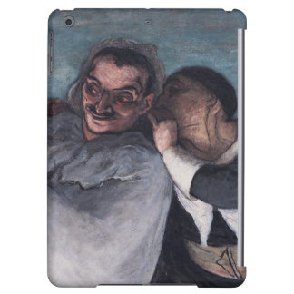 Crispin and Scapin iPad Air Cover