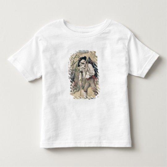 Crispi's Defeat caricature Toddler T-shirt