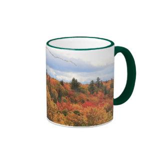 Crispness of Fall Coffee Mug
