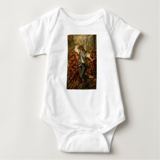 Crispus Attucks by Herschel Levit Baby Bodysuit