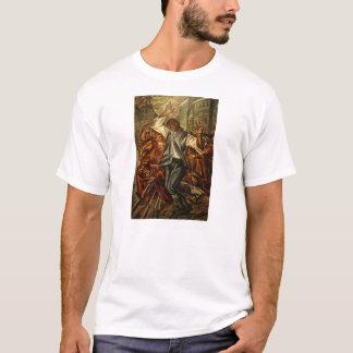 Crispus Attucks by Herschel Levit T-Shirt