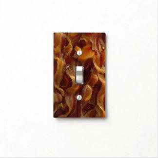Crispy Bacon Light Switch Cover