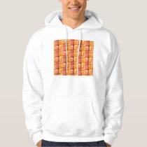 Crispy Bacon Weave Pattern Hoodie