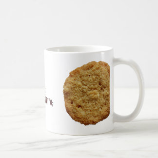 Crispy Baked Cookie Tea Coffee Cup