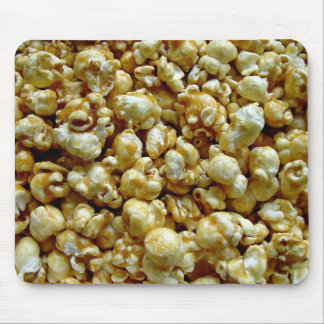 Crispy Candied popcorn Mouse Pads