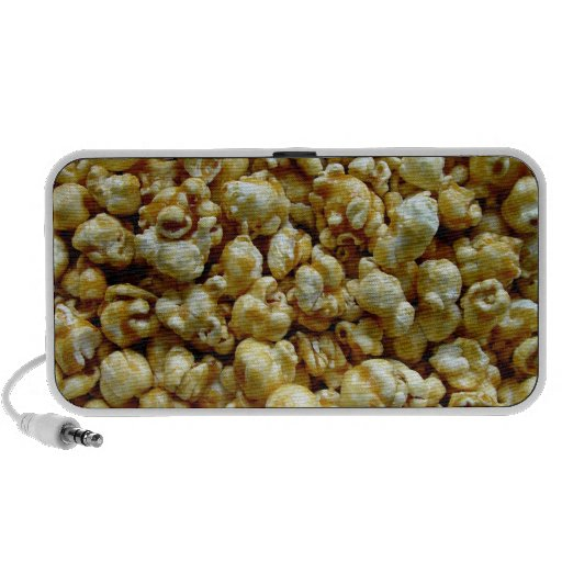 Crispy Candied popcorn Travelling Speakers