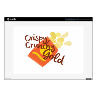 Crispy Chips Decal For Laptop