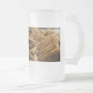 Crispy Pastry Bakery Delight Food Gear Frosted Glass Beer Mug
