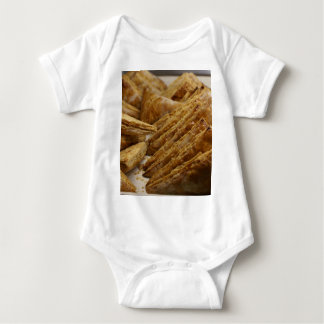 Crispy Pastry Bakery Delight Food Gear Infant Creeper