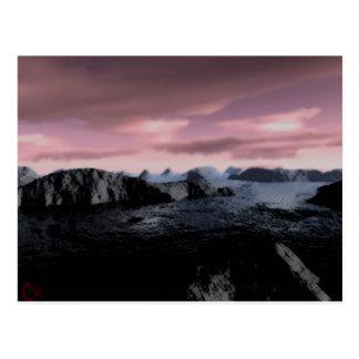 Crispy Sky Postcard