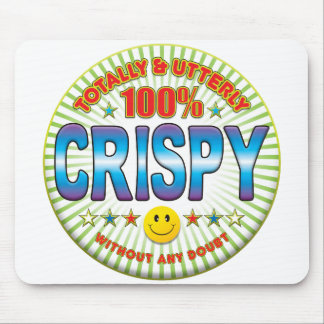 Crispy Totally Mouse Pad