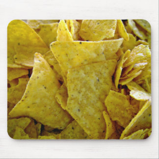 Crispy Yellow Corn Chips Mousepad