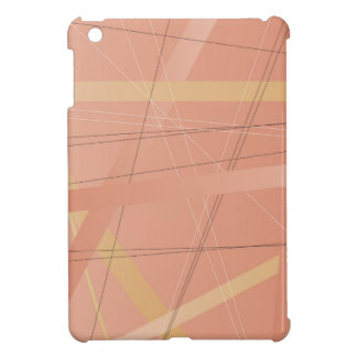 Criss Cross Background Cover For The iPad Mini