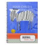 Criss Cross Journal Note Books