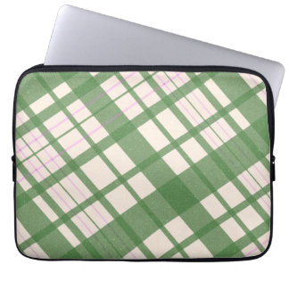 Criss Cross Laptop Computer Sleeve