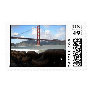 Crissy Field Stamps