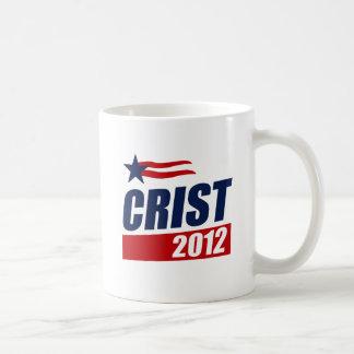 CRIST 2012 COFFEE MUG