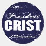 CRIST 2012 ETIQUETA