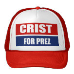 CRIST 2012 GORRA