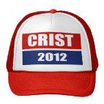 CRIST 2012 GORROS