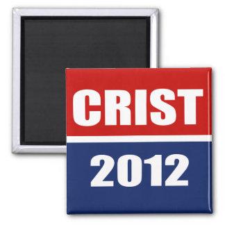CRIST 2012 IMÁN CUADRADO