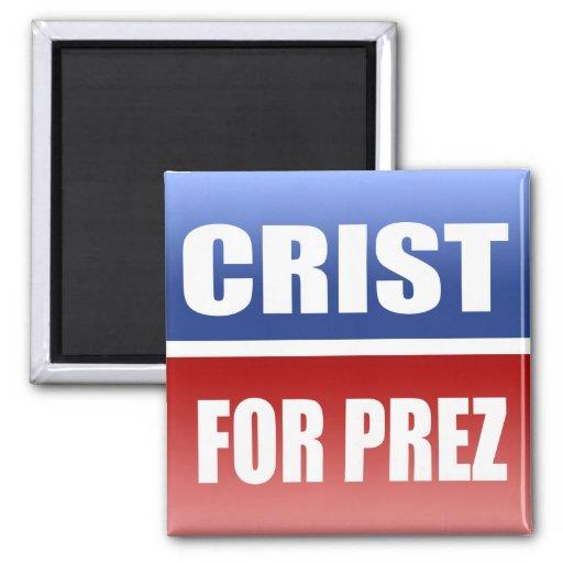 CRIST 2012 IMAN PARA FRIGORÍFICO