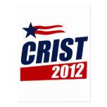 CRIST 2012 POSTAL