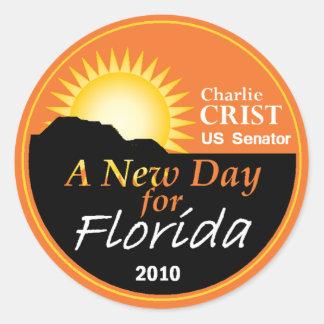 CRIST Senator Sticker