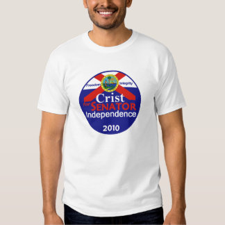 CRIST Senator  T-Shirt