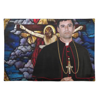 CRIST SINALOA SAN CHAPO ORIGINALS PRODUCTS CLOTH PLACEMAT