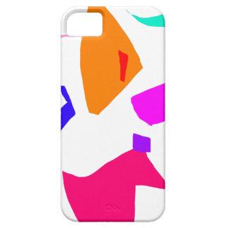 Cristal auténtico de la adolescencia pura de las p iPhone 5 Case-Mate coberturas