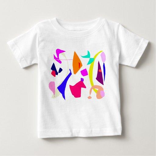 Cristal auténtico de la adolescencia pura de las tshirt