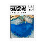 cristal azul sellos