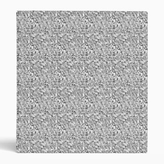 """Cristal de Druzy - color oro blanco Carpeta 1"""""""