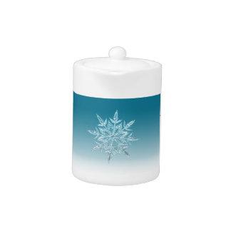 Cristal del copo de nieve