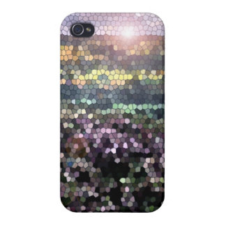 Cristal del cuento de hadas iPhone 4/4S carcasa