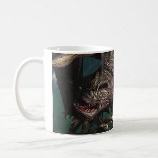 Cristal del dragón tazas de café