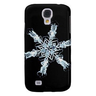 Cristal estelar de la nieve