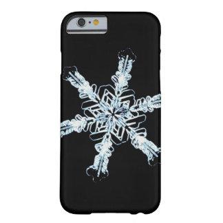 Cristal estelar de la nieve funda barely there iPhone 6