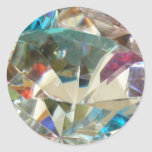 Cristal imponente pegatina