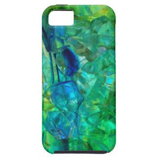 Cristales 2 del océano funda para iPhone 5 tough