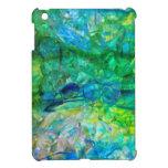 Cristales 2 del océano iPad mini cárcasa