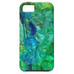 Cristales 2 del océano iPhone 5 funda