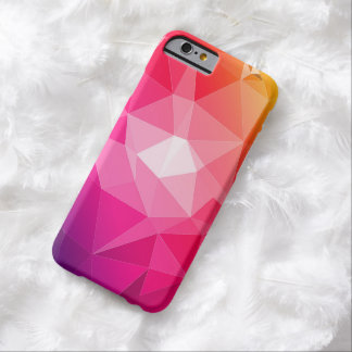 Cristales en colores funda para iPhone 6 barely there