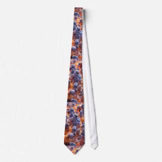 Cristales en una tierra extraña corbata personalizada
